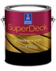 SuperDeck Exterior Waterborne Clear Sealer