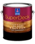 SuperDeck Log Home & Deck Stain