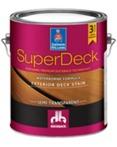 SuperDeck Exterior Waterborne Semi-Transparent Stain