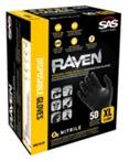 SAS Safety Raven Nitrile Disposable Glove