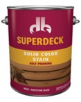 SuperDeck Solid Color Stain 250 VOC