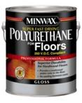 Minwax Super Fast-Drying Polyurethane for Floors (350 VOC)