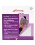 FibaTape 6in x 6in Self-Adhesive Wall & Ceiling Repair Patch