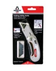American Line Folding Utility Knife With 6 Blades