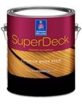 SuperDeck Exterior Oil-Based Transparent  Stain