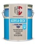 H&C ACRYLA-DECK Solid Color Hi-Build Coating