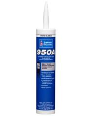 950a siliconized acrylic latex caulk home builders - Best caulk for exterior painting ...
