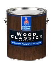 Wood Classics® Waterborne Polyurethane Varnish