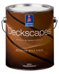 Deckscapes Exterior Oil Semi Transparent Stain Sherwin Williams