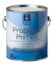 Problock Interior Oil Based Primer Contractors Sherwin Williams