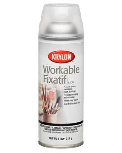 Workable Fixatif