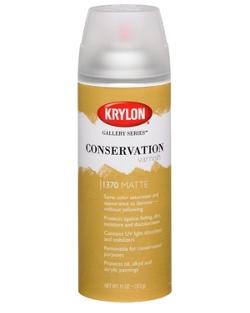 Conservation Varnish