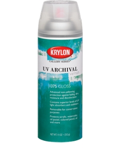 UV Archival Varnish