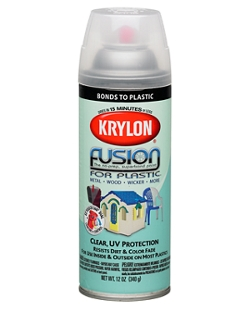 Fusion for Plastic® Clear
