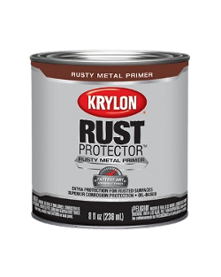 Rust Protector™ Rusty Metal Primer - Half Pint