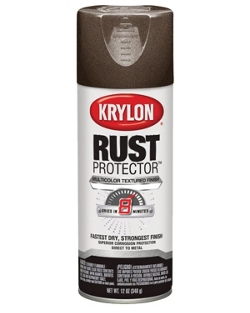 Rust Protector™ Multicolor Textured Finish