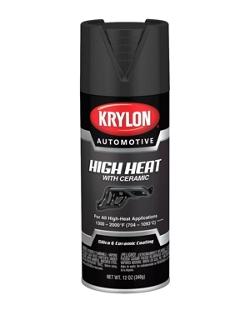 Automotive High Heat Paint