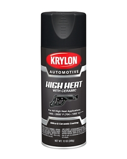 Automotive High Heat Paint