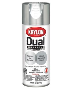 Dual® Superbond® Paint + Primer Metallic Finish