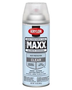 COVERMAXX® Acrylic Crystal Clear