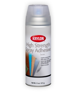 High Strength Spray Adhesive