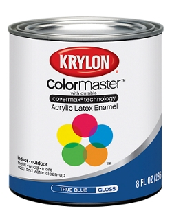 ColorMaster® Acrylic Latex Enamel - Half Pint
