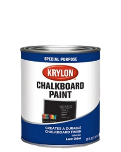 Chalkboard Brush-On