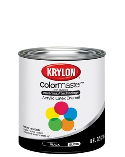 ColorMaster™ Acrylic Latex Enamel - Half Pint