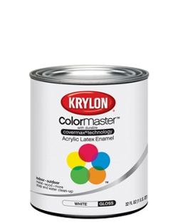 ColorMaster™ Acrylic Latex Enamel - Quart