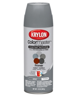 colormaster primer krylon. Black Bedroom Furniture Sets. Home Design Ideas