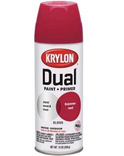 Dual® Paint + Primer