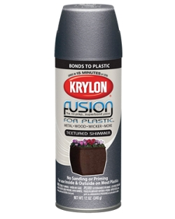 Fusion for Plastic® Textured Shimmer