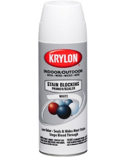 Indoor/Outdoor Stain Blocking Primer/Sealer