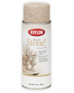 Make It Stone!® Textured Paint