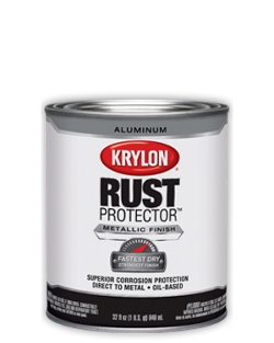 Rust Protector™ Metallic Finish - Quart