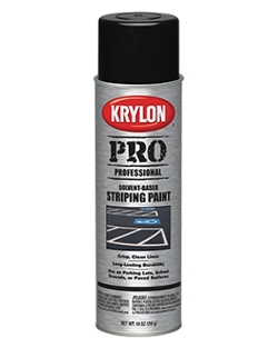 Professional Striping Paint--Solvent Based