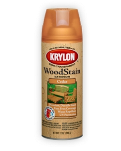 Exterior Semi-Transparent Wood Stain