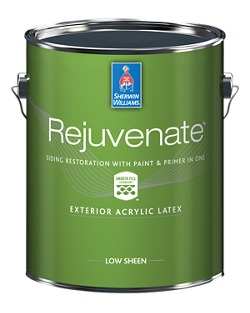 rejuvenate siding restoration homeowners sherwin williams