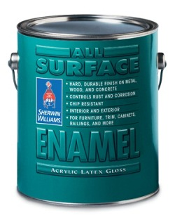 All Surface Enamel Latex Base Contractors Sherwin Williams