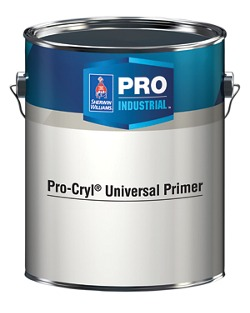 Pro Industrial Pro Cryl Universal Acrylic Primer Contractors Sherwin Williams