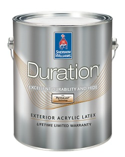 duration exterior acrylic coating