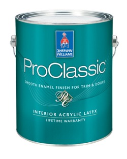 ProClassic® Interior Acrylic Latex Enamel
