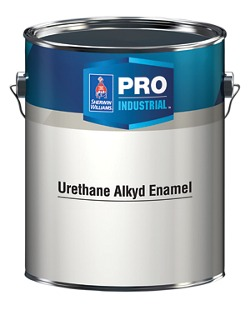 Pro Industrial Urethane Alkyd Enamel Contractors Sherwin Williams