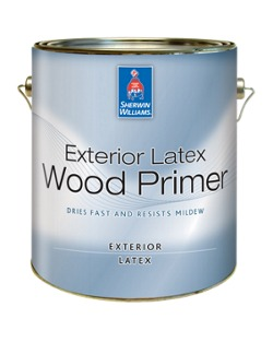 exterior latex wood primer contractors sherwin williams