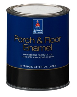 porch floor enamel contractors sherwin williams With sherwin williams floor enamel