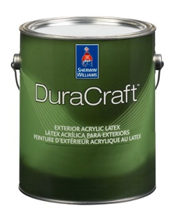 Duracraft Exterior Acrylic Latex Paint Home Builders Sherwin Williams