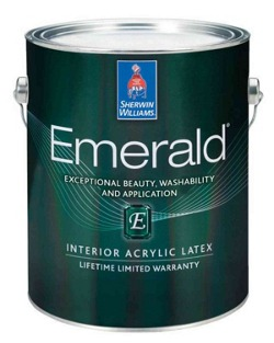 Emerald Interior Acrylic Latex Paint Contractors Sherwin Williams