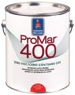 Promar 400 Zero Voc Interior Latex Primer Architects