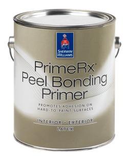 Primerx Peel Bonding Primer Homeowners Sherwin Williams