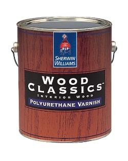 Wood classics polyurethane varnish contractors - Exterior polyurethane wood finish ...